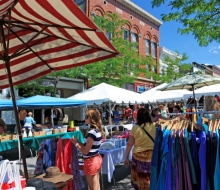 Sidewalk Sales - July