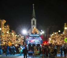 Holiday Open House in Petoskey - Harbor-Springs---December