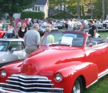 Vintage Car & Boat Festival - Bay-Harbor - June