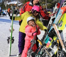 Family Winter Fun on the Slopes