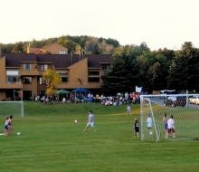 Soccer/Play Area