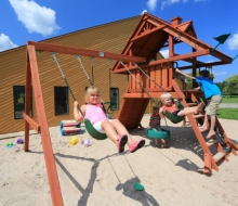 Playgrounds & Picnic Areas