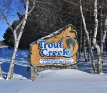 Welcome to Trout Creek!