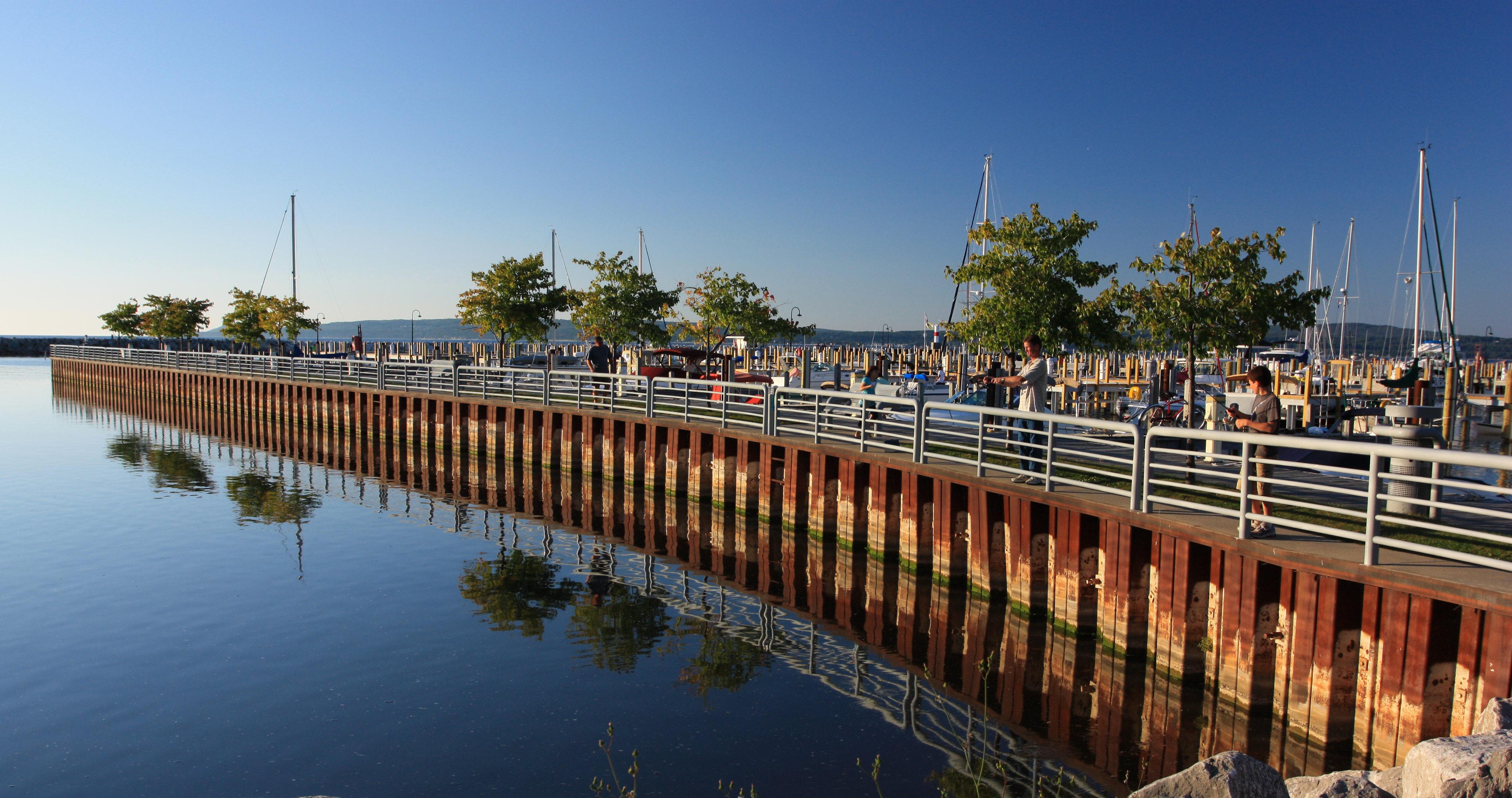 Fishing Harbor Springs